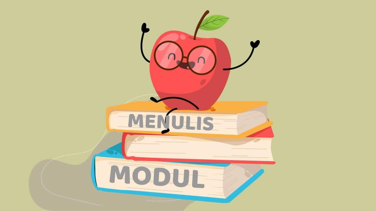 Cara Menulis Modul Pembelajaran Terlengkap Candra Bi